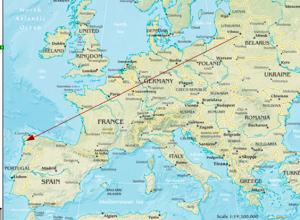 De Lituania a España